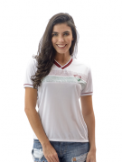 Camisa Braziline Evoke Feminina Fluminense