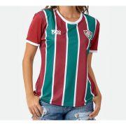 Camisa Braziline Feminina Attract Fluminense