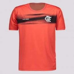 Camisa Braziline Flamengo Chain - Infantil