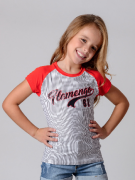 Camisa Braziline Flamengo Infantil Glee - Listrada