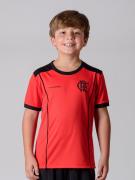 Camisa Braziline Flamengo Infantil Slide - Vermelho dc4a7b09deb9d