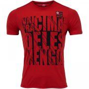 Camisa Braziline Flamengo Know - Vermelha