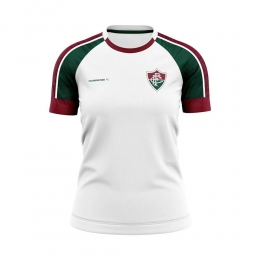 Camisa Braziline Fluminense Cell Infantil Branca