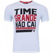 Camisa Braziline Masculina Flamengo Fall - Branca