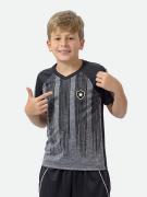 Camisa Braziline Motion Infantil Botafogo - Mesclada