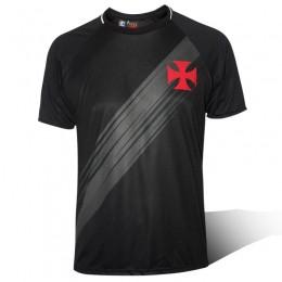Camisa Braziline Vasco Honda - Preto