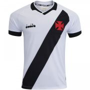 Camisa do Vasco Diadora Game - Branca