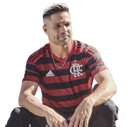 Camisa Flamengo I 19/20 s /n°Torcedor Adidas Masculina