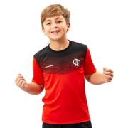 Camisa Flamengo Infantil Forest - Braziline
