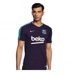Camisa Masculina Nike Barcelona Breathe - Roxo