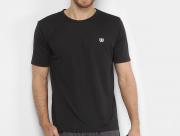 Camisa Masculina Wilson Core - Preto