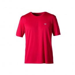 Camisa Masculina Wilson Core - Vermelha