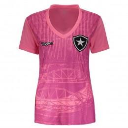 Camisa Oficial Botafogo Outubro Rosa - Original
