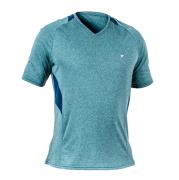 Camisa Poker Law Mescla - Verde Turquesa
