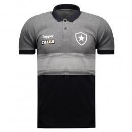 Camisa Polo Botafogo Viagem C. Técnica Topper