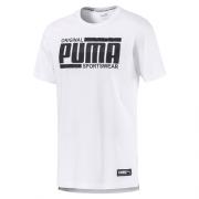 5569194e06 Camisa Puma Athetics tee White - Original