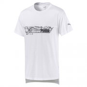 Camisa Puma triblend Graphic tee White - Originais