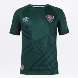 Camisa Umbro Fluminense Goleiro OF 20/21- verde