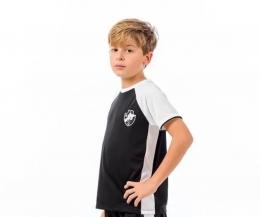 Camisa Vasco Less Raglan Braziline - Infantil