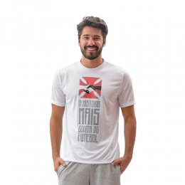 Camisa Vasco Moment  Braziline - Branca