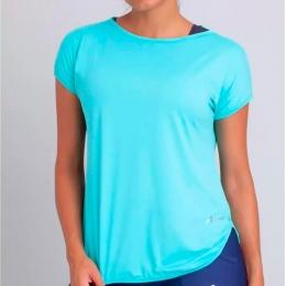 Camiseta Authen Spark - Verde Lago