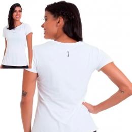 Camiseta Authen Zing - Branco Água de Coco
