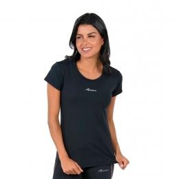 Camiseta Authen Zing - Preto Maracatu