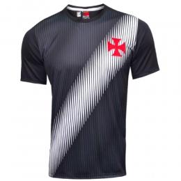 Camiseta Braziline Vasco da Gama Change Plus Size Masculina