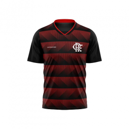 Camiseta Keeper Flamengo - Masculino- Braziline