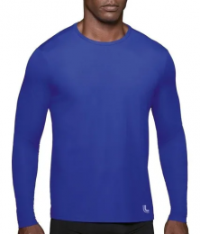 Camiseta Lupo AM Repelente UV Masculina - 77031 - Royal