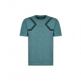 Camiseta Lupo Seamless Mescla  Masculina - Verde
