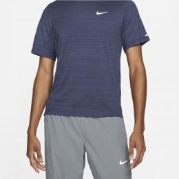 Camiseta Nike Dri-FIT Miler Masculina - Branca