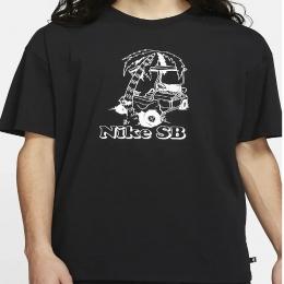Camiseta Nike Skate SB - Masculina - Preta