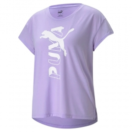 Camiseta Puma Modern Sports - Lavanda Clara