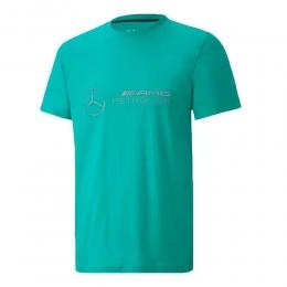 Camiseta Puma Motorsport Petronas Tee - Verde