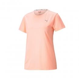 Camiseta Puma Performance tee w Feminina - laranja