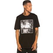 Camiseta Puma Photo Street Tee - Preto - Original