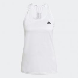 Camiseta Regata Adidas gl3790 3s - branca - Feminina