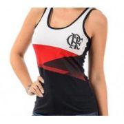 Camiseta Regata do Flamengo Squad - Feminina GG