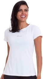 Camiseta Zing Authen - Branco Água de Coco