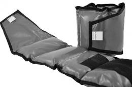 Caneleira de Peso Pulmax cinza - 10Kg