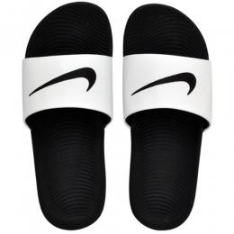 Chinelo Nike Kawa Slide - Branco
