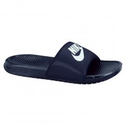 Chinelo Sandália Nike Benassi Swosh - Azul