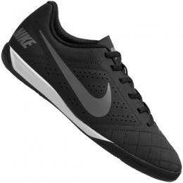 Chuteira Futsal Nike Beco 2  - Preto e Chumbo