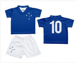 Conjunto Infantil do Cruzeiro 1  - Torcida Baby