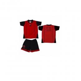 Conjunto Infantil do Flamengo Micro Dry - Torcida Baby