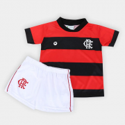 Conjunto Infantil do Flamengo Torcida Baby - M