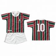 Conjunto Infantil do Fluminense Torcida Baby - 6 Anos