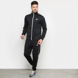 Conjunto Nike M Nsw Ce Trk Suit Pk Basic Masculino