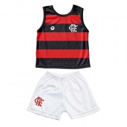 Conjunto Regata Flamengo - Torcida Baby 6 Ano